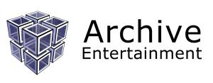 Archive Entertainment Logo HD - opaque